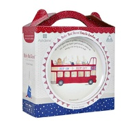RUBY RED SHOES | Goes To London 5 piece kids dinner set