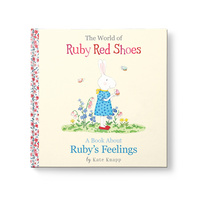 RUBY RED SHOES | A Book About Ruby's Feelings
