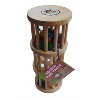 QTOYS | Wooden Rain Maker