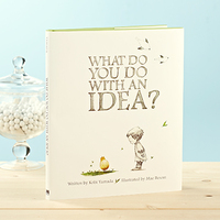 Book | What do you do with an idea?