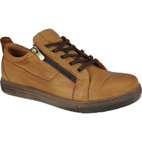 Cabello Shoes - Tan