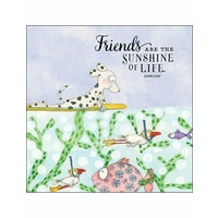 TWIGSEEDS | Card - Friends Are The Sunshine of Life