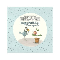 TWIGSEEDS | Card - Happy Birthday Once Again