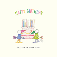 TWIGSEEDS | Happy Birthday - Is It Cake Time Yet ?