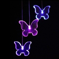 Delight Decor Mobile Butterfly Glow - Single Unit