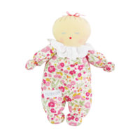 ALIMROSE | Asleep Awake Baby Doll - Rose Garden