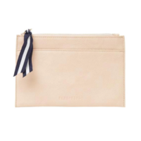 Elms + King - New York Coin Purse - Nude