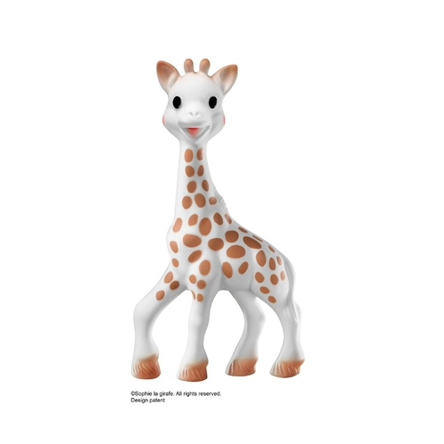 Sophie the Giraffe - Babys First Toy