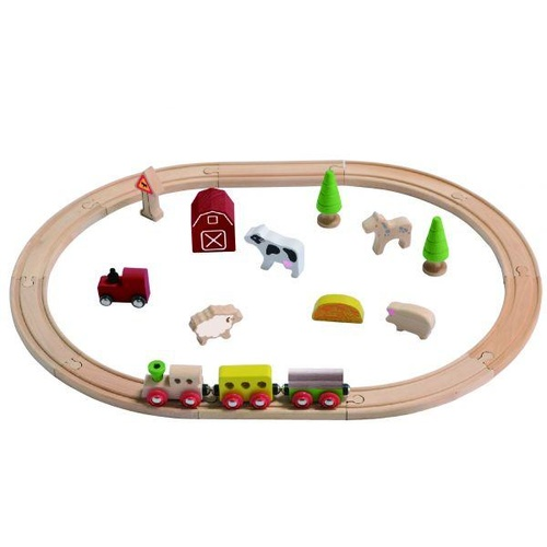 EVEREARTH | Farm Train Set