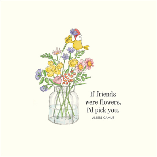 TWIGSEEDS | Card - If Friends Were Flowers