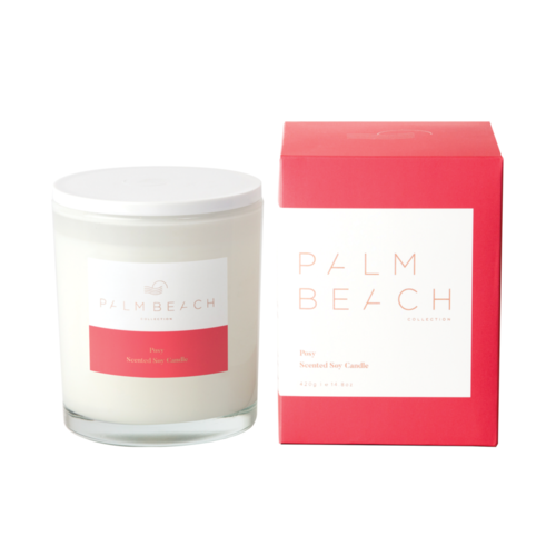 PALM BEACH | Posy 420g Standard Candle